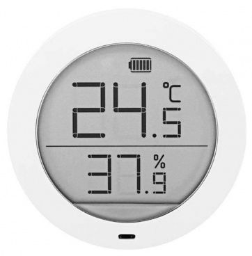 Метеостанция Xiaomi ClearGrass Bluetooth Thermometer photo-1