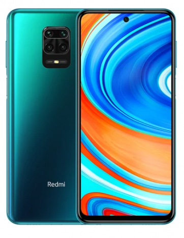 Смартфон Xiaomi Redmi Note 9S 4/64GB (Синий) photo-1
