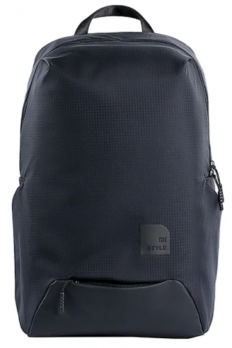 Рюкзак Xiaomi Casual sport Backpack (Black) photo-1