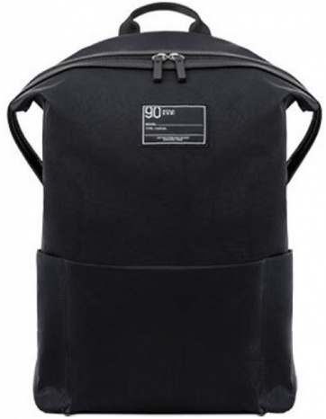 Рюкзак Xiaomi 90 Points Lecturer Casual Backpack (black) photo-1