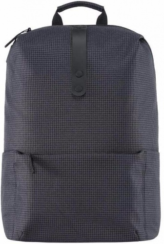 Рюкзак Xiaomi College Casual Shoulder Bag (Black) photo-1