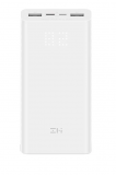 Аккумулятор ZMI QB821 AURA Power Bank 20000mAh