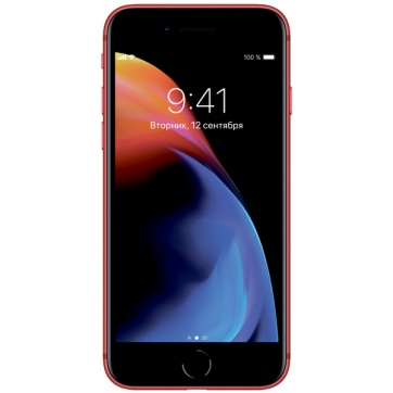Смартфон Apple iPhone 8 (PRODUCT)RED Special Edition 64Gb photo-4