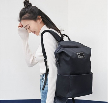 Рюкзак Xiaomi 90 Points Lecturer Casual Backpack (black) photo-2